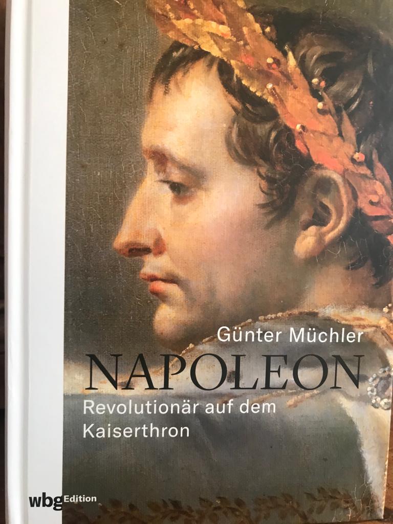 Vortrag: Napoléon – Revolutionär auf dem Kaiserthron